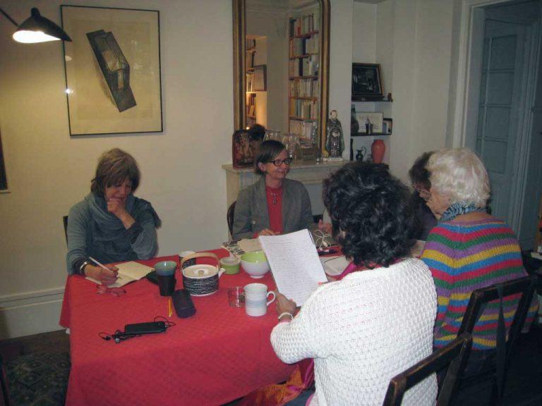 Atelier écriture - L'Île des mots Paris Aliette Armel