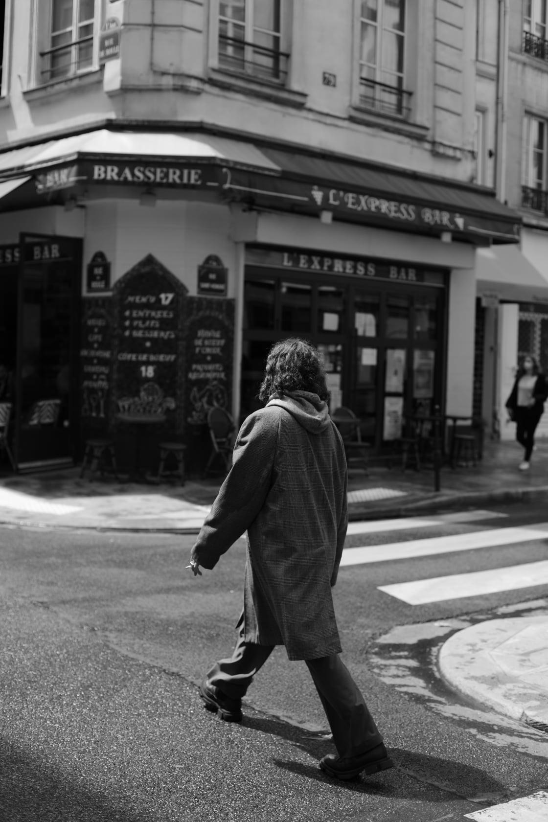 Read more about the article Protégé: 8. Les cafés « oasis de l'Occident » (G. Perros) – Annick, Catherine, Françoise V.