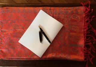 Pourquoi écrire ? Pourquoi se confronter à l'écriture ?