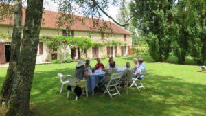 Week-end atelier d'écriture en Bourgogne @ La Joncheraie